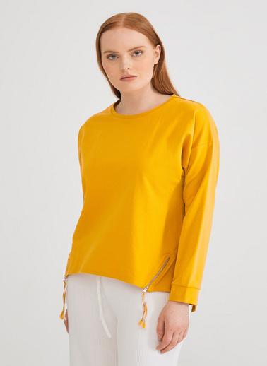 Love My Body Sweatshirt Hardal
